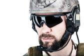 Special warfare operator — Stock Photo