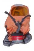 Gas mask isolated on white background — Stock Photo