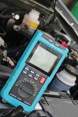 Car diagnostic tool — Stock Photo