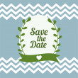 Save The Date card — Stock Vector #67168987
