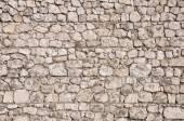Kőfal mészkő — Fotografia Stock