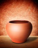 Tradition clay pot — Stock Photo