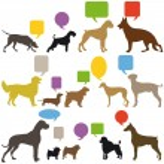 Dog Sign Language — Stock Vector #52523239