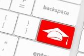 Education icon — Foto de Stock