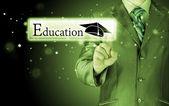 Concepto de educación — Foto de Stock
