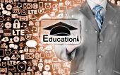Education concept — Stock fotografie