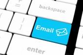 E-posta tuşu — Stok fotoğraf