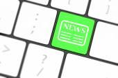 News key — Stock Photo