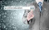 Éducation en ligne — Photo