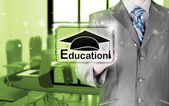 'education' concept — 图库照片