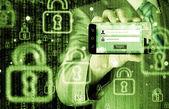 Login and password — Stock Photo