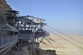 Masada National park — Stock Photo