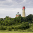 Cape Arkona Lighthouse in Rugen island — Stock Photo #70175819