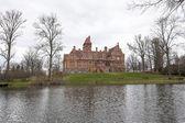 Jaunmokas Castle — Stock Photo
