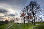Bauska castle, Latvia — Stock Photo