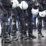 Riot Police — Stock Photo #78289862