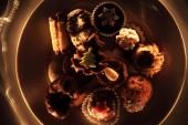 Czech homemade christmas cookies   — Stockfoto