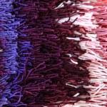 Wool color rainbow texture — Stock Photo #55308067