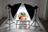 Autumn vegetable in studio  — Stock Photo