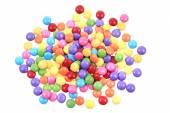 キャンディの背景の色 — ストック写真