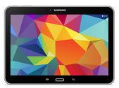 Samsung Galaxy Tab 4 10.1 LTE black — Stock Vector