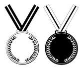 Медаль — Cтоковый вектор