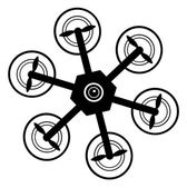 Sondu s kamerou — Stock vektor