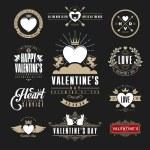 Постер, плакат: Set for Valentines day