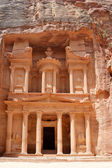 Treasury of Petra — Stock Photo
