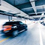 Underground parking garage — Stock Photo #55138137