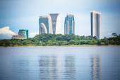 City view of Putrajaya, Malaysia — Stock Photo