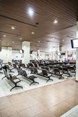 Airport Lounge in Kuala Lumpur — Stock Photo