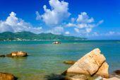 Sea in Vietnam — Stock Photo