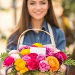 Florist — Stock Photo #70699101