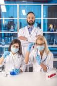 Laboratório — Fotografia Stock