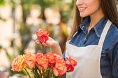 Floristen — Stockfoto