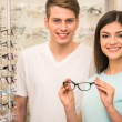 Oprician store — Stock Photo #71342741
