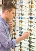 Sunglasses store — Stock Photo