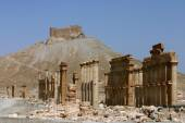 Ruins of Palmyra — Stock Photo