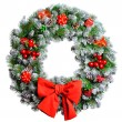 Christmas wreath — Stock Photo #56007271