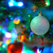 Christmas background — Stock Photo #74612459