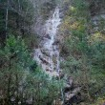 Постер, плакат: Waterfall in Gorge Guam