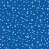 Seamless texture with snowflakes — Stock Vector