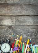 School items — Stock Photo