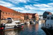 Klaipeda. Lithuania — Stock Photo