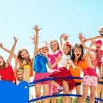Happy children — Stock Photo #63675551