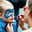 Face painting — Stock Photo #79407838