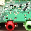 Постер, плакат: Electronic components and devices