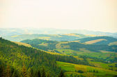Summer in the mountains. Carpathian, Ukraine, Europe. — Stock Photo
