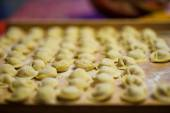 Chinese delicious dumplings — Stock Photo